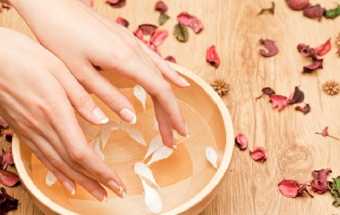 Рецепт как укрепить ногти